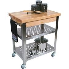 kitchen cart john boos cucr3020 in kitchen island carts