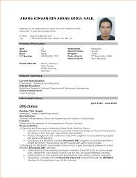 Resume For Teacher Post 9 Resume Format Applying For Teacher Job Basic Job 9 Resume