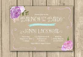 bridal brunch invitations template surprising bridal brunch shower invitations which can be used as