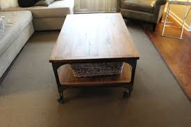 beautiful coffee table on casters 90 with additional small home