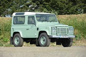 vintage range rover defender rowan atkinson u0027s land rover defender