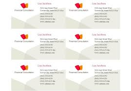 Free Avery Business Card Template by Avery Free Business Card Templates Sanjonmotel