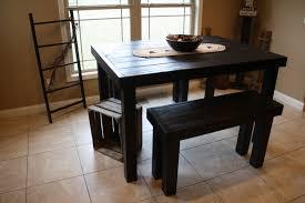 Square Kitchen Table Kitchen Amazing Pub Style Kitchen Table Sets - Square kitchen table with bench