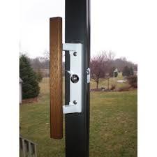 Patio Door Handle With Lock Sliding Patio Door Hardware Free Shipping