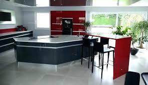 modele de cuisine avec ilot modele de cuisine avec ilot cuisine cuisine central realisation