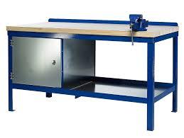 wood top work table heavy duty wood top workbench workplace stuff