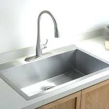 Single Bowl Kitchen Sink Top Mount Single Bowl Kitchen Sink Top Mount S Seamlesswebsite Top Mount