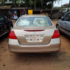 nissan altima for sale nigeria super clean tokunbo honda accord 2007model discussion continues