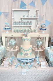 blue baby shower elephant boy baby shower elephant boy ba shower ba blue and gray