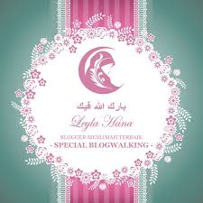 blogger muslimah leyla hana