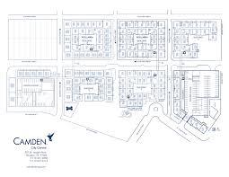 camden floor plan apartments for rent in houston tx camden city centre