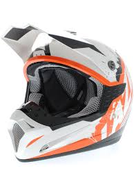orange motocross helmet lazer white black orange smx whip mx helmet lazer