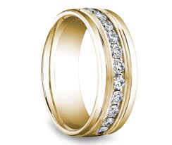 mens wedding bands gold wedding bands tradition vs modern menweddingbandsz