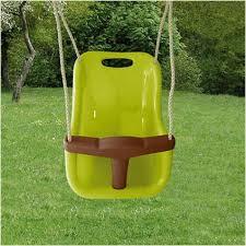 siège balançoire bébé siège balançoire pour bébé soulet vert brico