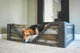 canap pour chien grande taille 18 idées diy de paniers pour chiens et chats et autres
