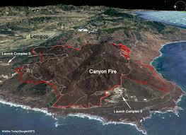 Washington Fire Map by Canyon Fire U2013 Wildfire Today