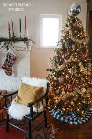 themed tree skirts best 25 eclectic christmas tree skirts ideas on