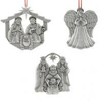 pewter ornaments silver gallery