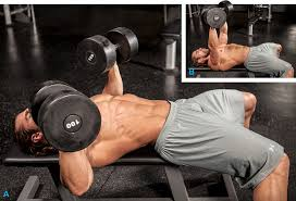 Chest Workout Dumbbells No Bench 10 Best Chest Exercises For Building Muscle