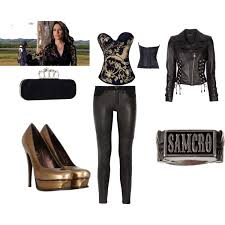 Gemma Teller Morrow Halloween Costume Created Inspired Gemma Sons Anarchy