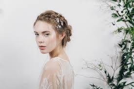 pearl hair pins swarovski freshwater pearl flower bridal hair pins