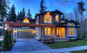 unique craftsman with central patio 23274jd architectural