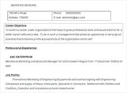 resume objective exles for accounting manager resume marketing resume objective exles resume general objective