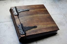 unique wooden sketchbook artist s portfolio large custom