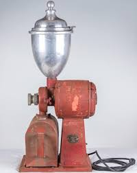 Old Fashioned Coffee Grinder Vintage Electric Hobart Coffee Grinder Look Vintage Coffee