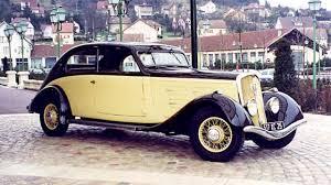 classic peugeot coupe peugeot 601 coupe u00271934 u201335 youtube