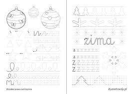 z u2013 tracing worksheets for kids with tracing letters bystre dziecko