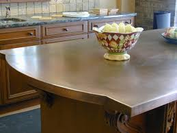 Kitchen Island Top Ideas by Kitchen New Kitchen Countertop Ideas Cottage Copper Copper