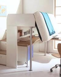 bureau pour mezzanine lit mezzanine bureau enfant combine lit bureau junior lit combinac