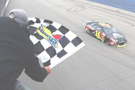 Flags In Nascar Vallejo Native Gordon Wins Third Race Of Summer