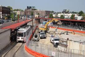 Septa Bus Map Trolley Routes 101 U0026 102 Modernization Project Home Rebuilding
