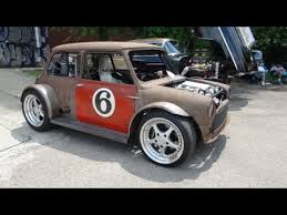 mini cooper porsche porsche powered mini cooper 2016 beatersville youtube