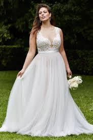 robe de mariã e pour ronde robes de mariée pour femmes rondes mettez en valeur vos courbes
