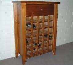 pine wine racks granville timber furniture custom made solid