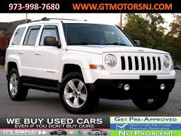 the jeep patriot 2011 used jeep patriot 4wd 4dr sport at gt motors nj serving