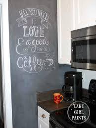 Kitchen Chalkboard Wall Ideas 17 Best Ideas About Kitchen Chalkboard Walls On Pinterest