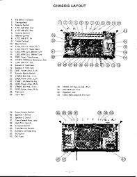 rotel rx 202 service manual parts catalog circuit diagram