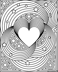 don u0027t eat the paste rainbow love coloring page