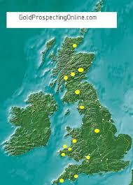 united kingdom gold prospecting equipment tips u0026 gold maps