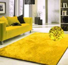 Yellow Area Rug Buy Luxury Viscose Shag Collection Yellow Shag Area Rug 5x7 Hand
