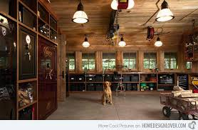 Ideas To Organize Your Garage Home Design Lover - Garage interior design ideas
