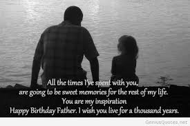 happy birthday quotes for your daddy