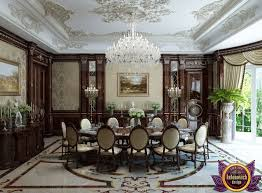 Dining Room Interior In Classic Style Of Katrina Antonovich - Interior design classic style