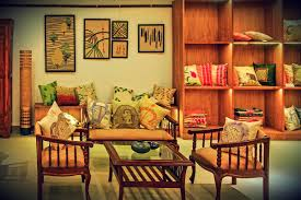 home interiors that shout made in india indian interior design
