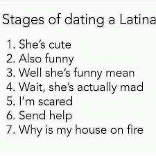 Dating A Latina Meme - latinas be like