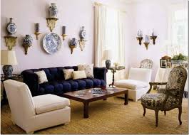 hanging plates and porcelains on living room walls low budget home